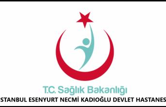 İstanbul Esenyurt Necmi Kadıoğlu Devlet Hastanesi