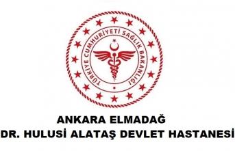 Dr. Hulusi Alataş Elmadağ Devlet Hastanesi