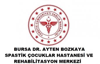 Dr. Ayten Bozkaya Spastik Çocuklar Hastanesi ve Rehabilitasyon Merkezi