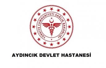 Aydıncık Devlet Hastanesi
