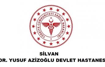 Silvan Dr. Yusuf Azizoğlu Devlet Hastanesi