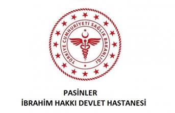 Pasinler İbrahim Hakkı Devlet Hastanesi