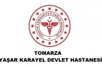 Tomarza Yaşar Karayel Devlet Hastanesi