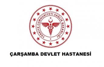 Çarşamba Devlet Hastanesi