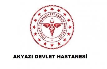 Akyazı Devlet Hastanesi