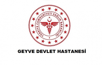 Geyve Devlet Hastanesi