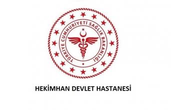 Hekimhan Devlet Hastanesi