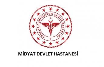 Midyat Devlet Hastanesi
