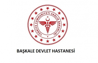 Başkale Devlet Hastanesi