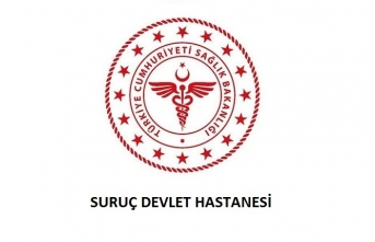 Suruç Devlet Hastanesi