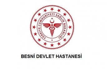 Besni Devlet Hastanesi