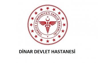 Dinar Devlet Hastanesi