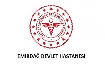Emirdağ Devlet Hastanesi