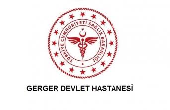 Gerger Devlet Hastanesi