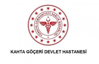 Kahta Göçeri Devlet Hastanesi
