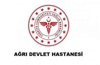 Ağrı Devlet Hastanesi