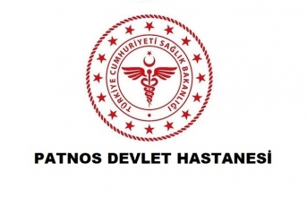 Patnos Devlet Hastanesi