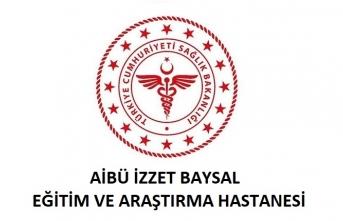 İzzet Baysal Eğitim ve Araştırma Hastanesi