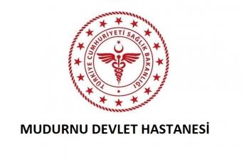 Mudurnu Devlet Hastanesi