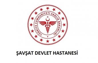 Şavşat Devlet Hastanesi