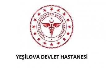 Yeşilova Devlet Hastanesi