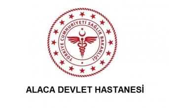 Alaca Devlet Hastanesi