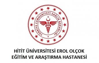 Hitit Üniversitesi Erol Olçok Eğitim ve Araştırma Hastanesi