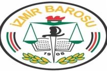 İzmir Barosu 2018 seçimleri sonuçlandı