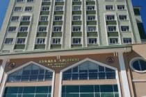 Ankara Adalet Sarayı Dışkapı Ek Hizmet Binası