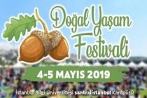Doğal Yaşam Festivali 4-5 Mayıs'ta Santralİstanbul kampüsünde!