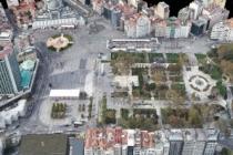Taksim Meydanı Yarışmasında Sona Doğru
