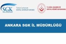 SGK Ankara İl Müdürlüğü