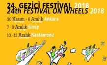 24. Gezici Film Festivali bu sene Ankara, Sinop ve Kastamonu'nda!