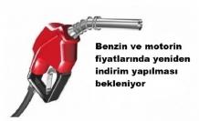 Benzin ve motorin fiyatlarında yeni indirim bekleniyor!
