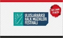 İstanbul 1. Uluslararası Halk Müzikleri Festivali başlıyor.