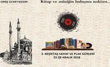 3. Beşiktaş Sahaf ve Plak Günleri 22 Aralıkta başlıyor