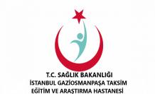 Gaziosmanpaşa Taksim Eğitim ve Araştırma Hastanesi