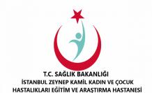 Zeynep Kamil Kadın ve Çocuk Hastalıkları Eğitim ve Araştırma Hastanesi