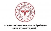 Alsancak Nevvar Salih İşgören Devlet Hastanesi
