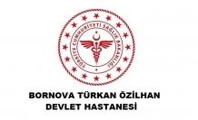 Bornova Türkan Özilhan Devlet Hastanesi