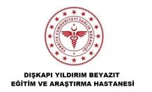 Dışkapı Yıldırım Beyazıt Eğitim ve Araştırma Hastanesi