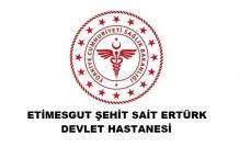 Etimesgut Şehit Sait Ertürk Devlet Hastanesi