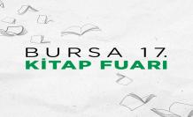 Bursa 17. Kitap Fuarına Sayılı Günler Kaldı