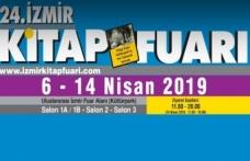 24. İzmir Kitap Fuarı Programı Açıklandı