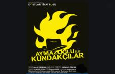 """Genco Erkal """"Aymazoğlu ve Kundakçılar"""" Adlı Oyununu Online Erişime Açtı"""