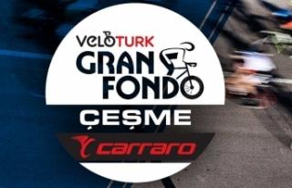 Gran Fondo 2018 Çeşme bisiklet yarışları 4 Kasım'da...