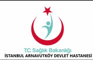 İstanbul Arnavutköy Devlet Hastanesi