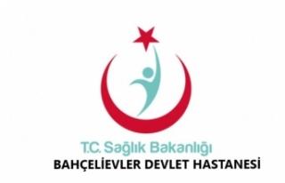 İstanbul Bahçelievler Devlet Hastanesi