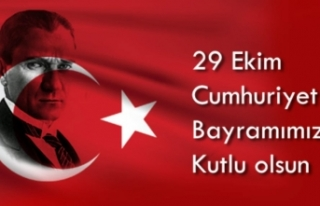 İstanbul'daki 29 Ekim Cumhuriyet Bayramı konser...