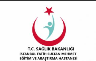 İstanbul Fatih Sultan Mehmet Eğitim ve Araştırma...